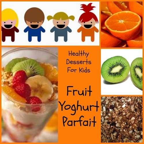 healthy desserts ideas